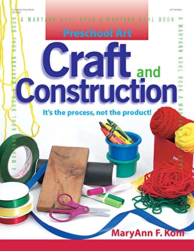 9780876592519: Preschool Art: Craft & Construction