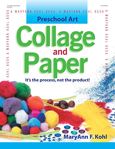 9780876592526: Preschool Art: Collage and Paper