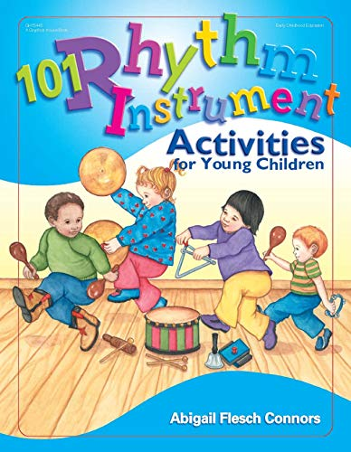 9780876592908: 101 Rhythm Instrument Activities for Young Children