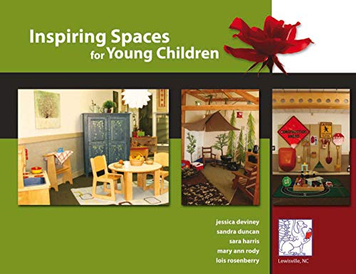 9780876593172: Inspiring Spaces for Young Children