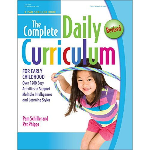 9780876593585: The Complete Daily Curriculum for Early Childhood: Over 1200 Easy Activities to Support Multiple Intelligences and Learning Styles