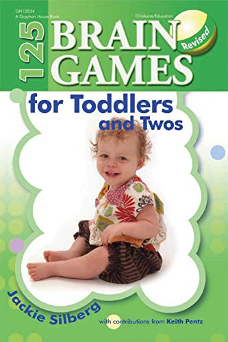 9780876593929: 125 Brain Games for Toddlers and Twos