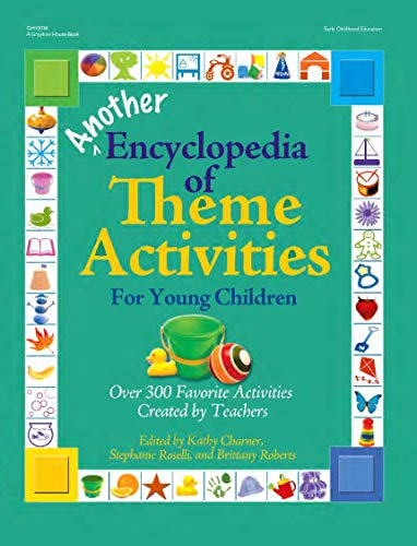 9780876593943: Another Encyclopedia of Theme Activities for Young Children