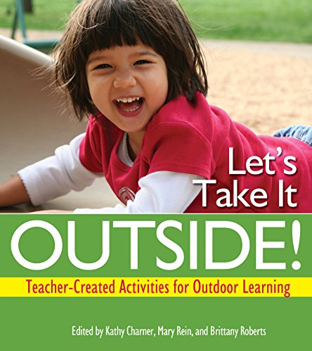 9780876593950: Let's Take It Outside!: Teacher-Created Activities for Outdoor Learning