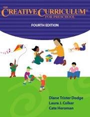 9780876593981: The Creative Curriculum for Preeschool, Fourth Edition