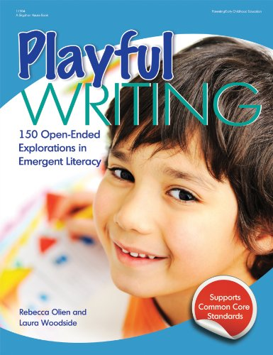 9780876594698: Playful Writing: 150 Open-Ended Explorations in Emergent Literacy