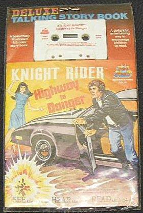 9780876600870: Knight Rider: Highway to Danger