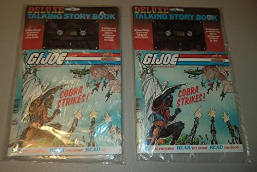 Cobra Strikes! (G.I. Joe : A Real American Hero)