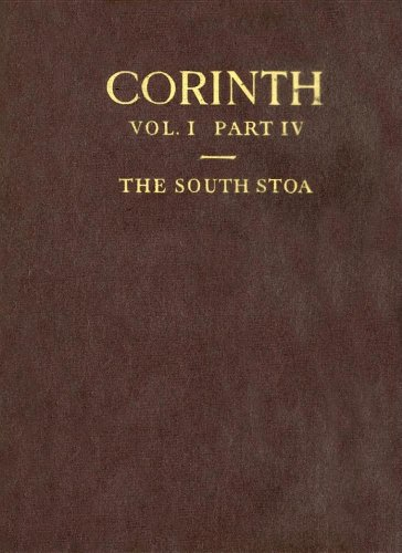 9780876610145: The South Stoa and Its Roman Successors (Corinth)