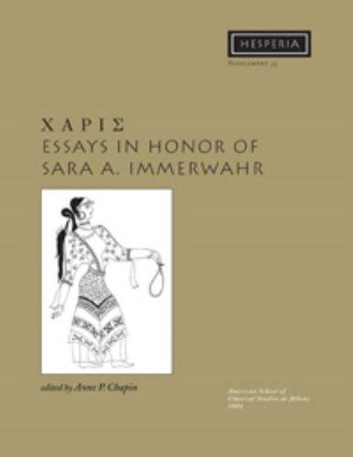 Charis: Essays in Honor of Sara A.Immerwahr (Paperback)