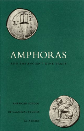 9780876616192: Amphoras and the Ancient Wine Trade