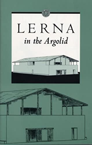 9780876616802: Lerna in the Argolid (Guides)