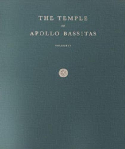 9780876619490: The Temple of Apollo Bassitas: 004
