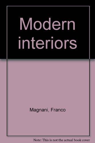 Modern interiors: Magnani, Franco