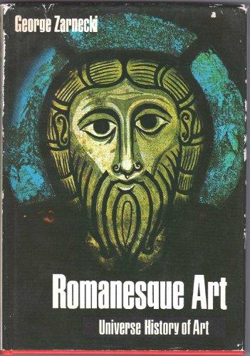 9780876631324: Romanesque art