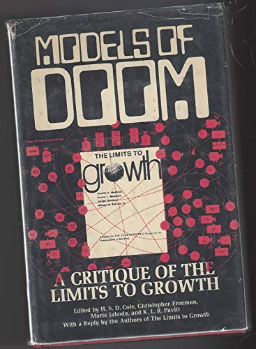 9780876631843: Models of Doom: A Critique of the Limits to Growth