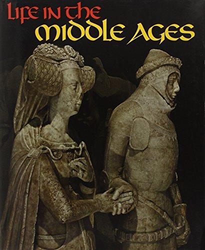 Life In The Middle Ages: Delort, Robert (Robert Allen, Trans)