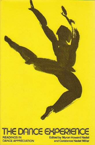 9780876632376: The dance experience: Readings in dance appreciation