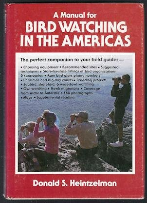 A manual for bird watching in the Americas