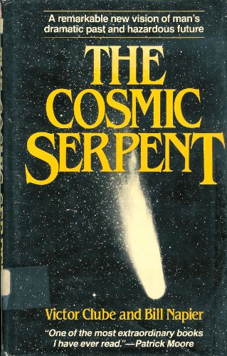 9780876633793: The Cosmic Serpent