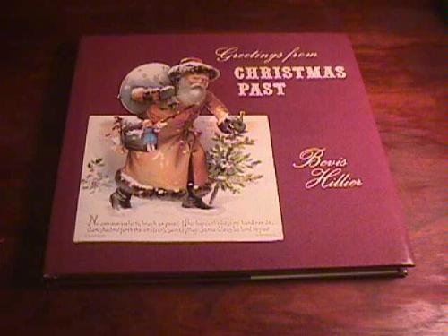 Greetings from Christmas Past (0876634099) by Hillier, Bevis