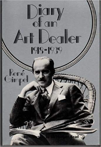 9780876635223: Diary of an Art Dealer