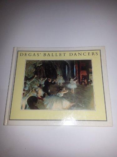 9780876636343: Degas' Ballet Dancers