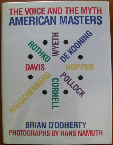 9780876636800: American Masters: The Voice and the Myth