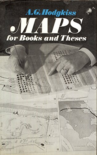 Maps for Books and Theses
