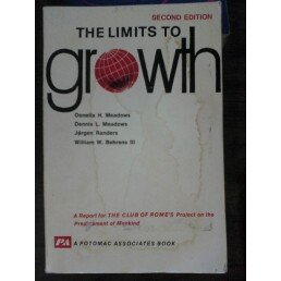 9780876639184: The Limits to Growth: A Report for the Club of Rome's Project on the Predicament of Mankind