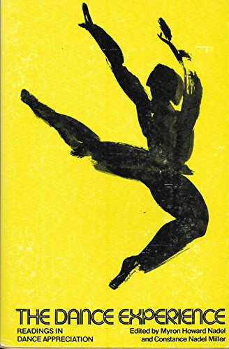 9780876639726: The Dance Experience: Readings in Dance Appreciation