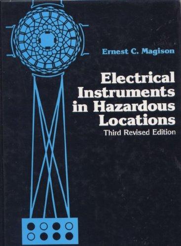 9780876643761: Electrical Instruments in Hazardous Locations