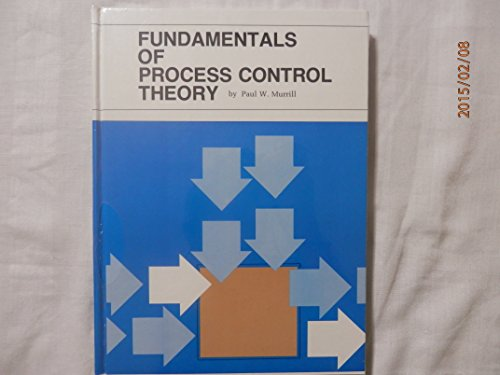 9780876645079: Fundamentals of Process Control Theory