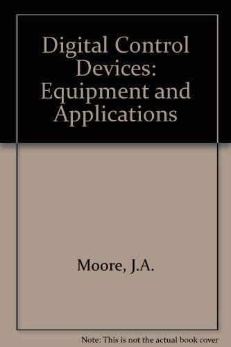9780876649015: Digital Control Devices: Equipment and Applications
