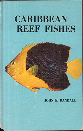 Caribbean Reef Fishes (Hardback): John E. Randall