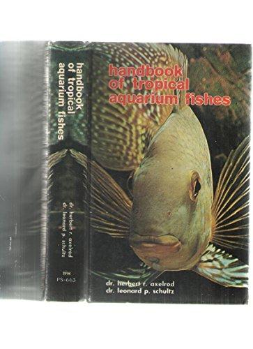9780876660850: Handbook of Tropical Aquarium Fishes