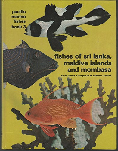Fishes of Sri Lanka , the Maldive Islands, and Mombasa
