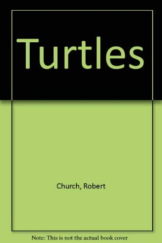 Turtles (0876662262) by Robert Church