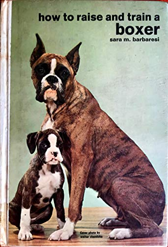 How to Raise & Train a Boxer