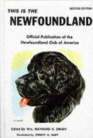 This ist the Newfounland. Official Publication of the Newfoundland Club of Amerika