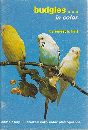 9780876664162: Budgies in Colour