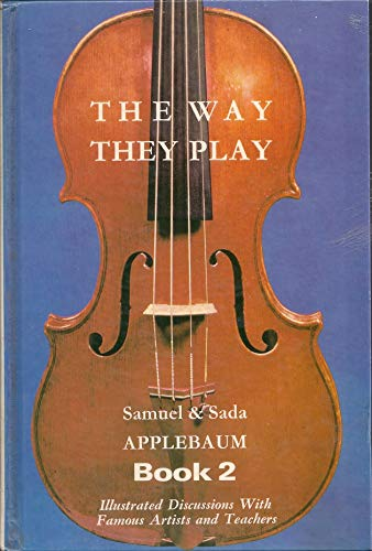 9780876664384: The Way They Play, Book 2
