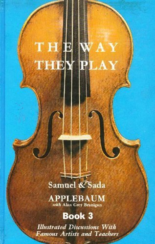 9780876664476: The Way They Play: Book 3