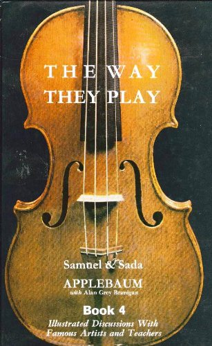 9780876664483: The Way They Play, Book 4