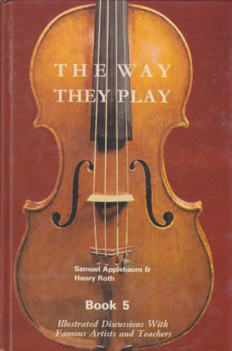 9780876664490: The Way They Play: Book 5