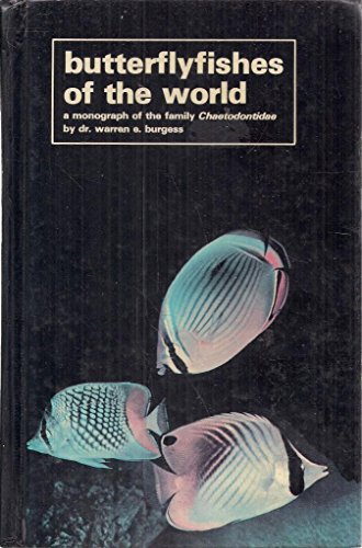 9780876664704: Butterflyfishes of the World