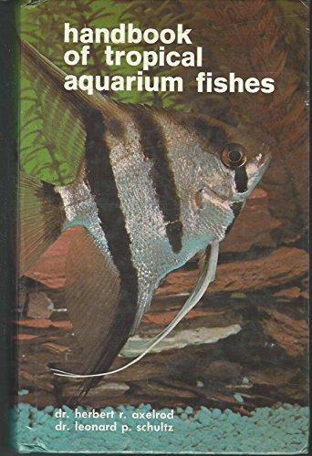 9780876664919: Handbook of Tropical Aquarium Fishes