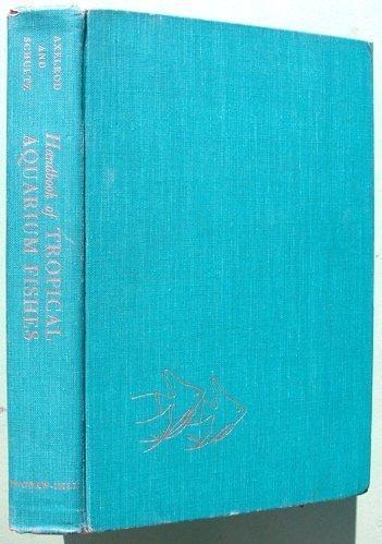 9780876665084: Handbook of Tropical Aquarium Fishes