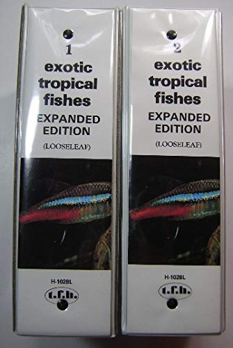 Exotic Tropical Fishes. Expanded Edition in 2 Ring Bound Folders: Axelrod, Herbert R.; Emmens, ...