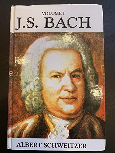 J. S. Bach: Schweitzer, Albert